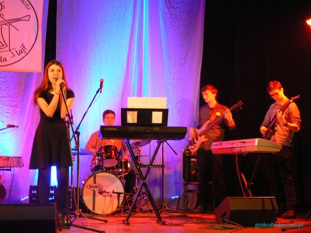 Sukces sekcji muzycznej GCKSTiR w Bojanowie