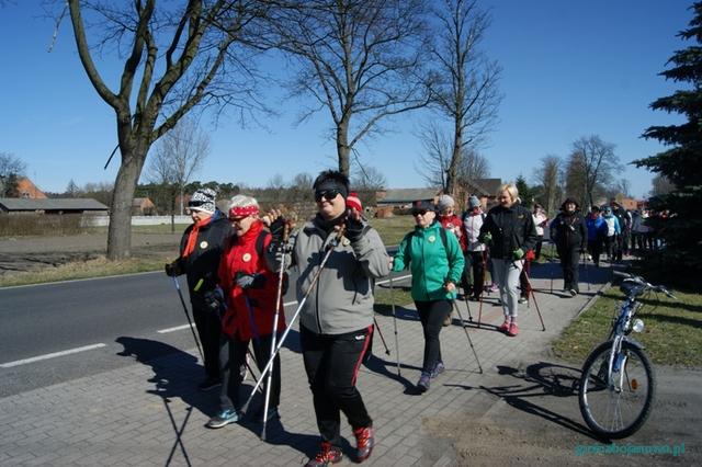 I Wiosenny Marsz Nordic Walking