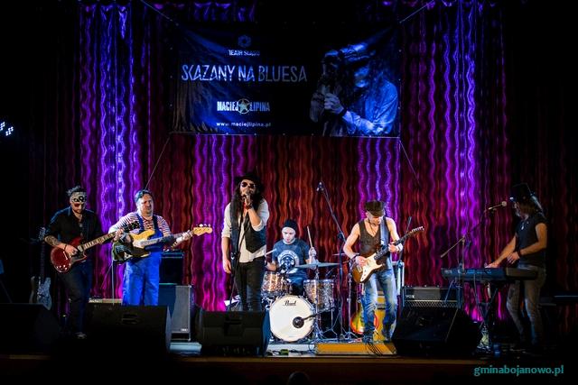 Koncert Skazany na bluesa
