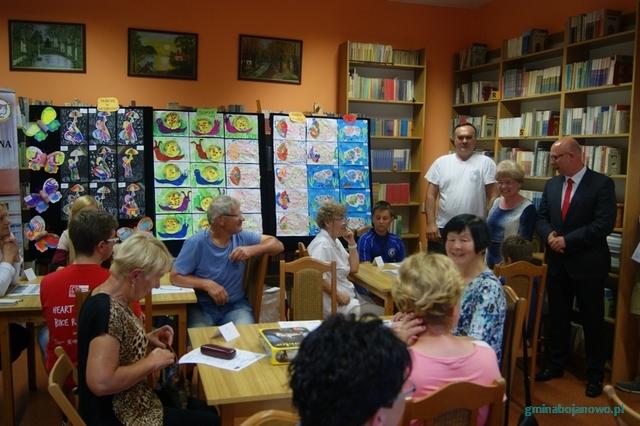 Mistrzostwa o Puchar Burmistrza Bojanowa w grę ˝Splendor˝