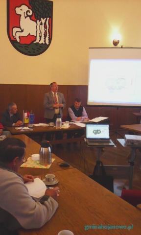 Narada szkoleniowa jednostek OSP w KSRG powiatu rawickiego