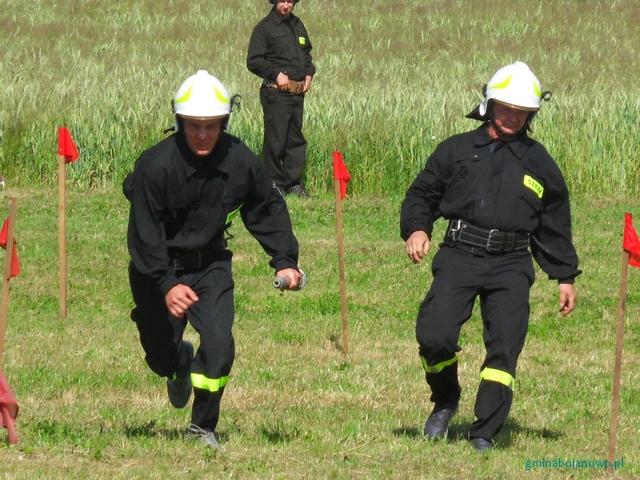 Strażackie współzawodnictwo