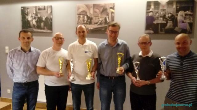 Sukces w bowlingowych mistrzostwach gminy Poniec