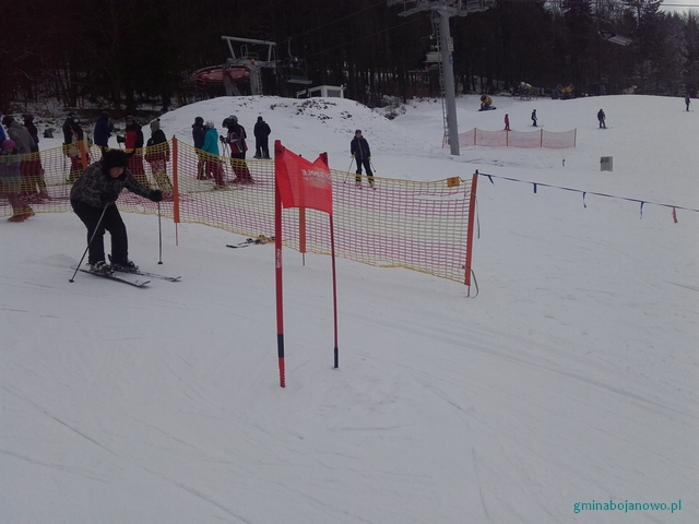 VIII Mistrzostwa w Narciarstwie Alpejskim o Puchar Burmistrza Bojanowa
