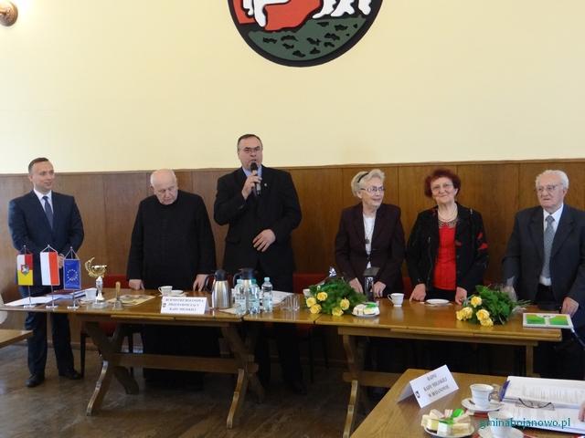 Zasłużeni dla gminy Bojanowo