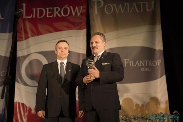 Gala Liderów Powiatu Rawickiego