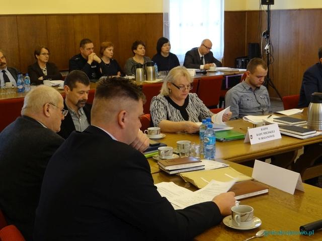 Informacja zXIII sesji Rady Miejskiej wBojanowie