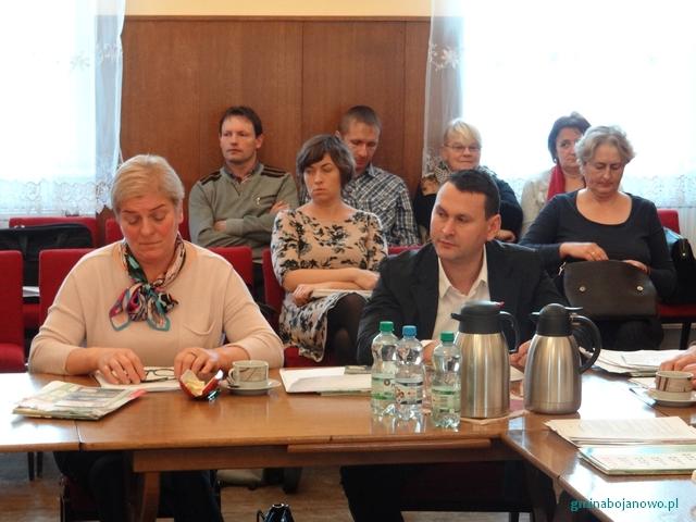 Informacja z XXV sesji Rady Miejskiej w Bojanowie
