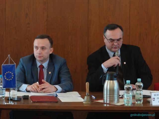 Informacja z XXIX sesji Rady Miejskiej w Bojanowie