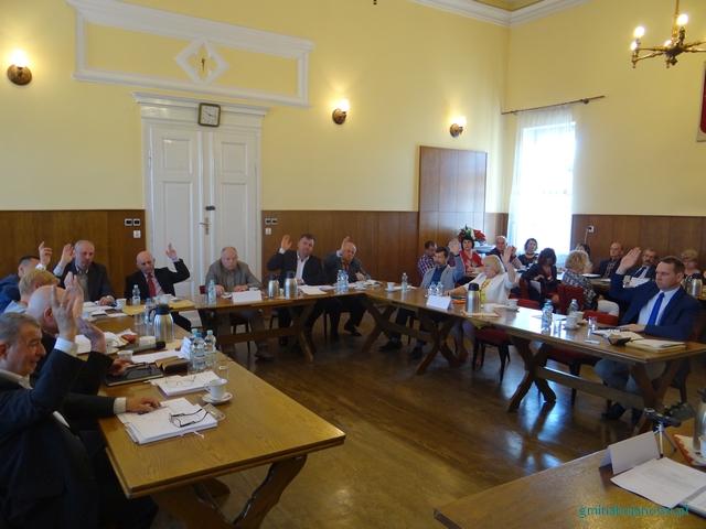 Informacja z XXXI sesji Rady Miejskiej w Bojanowie