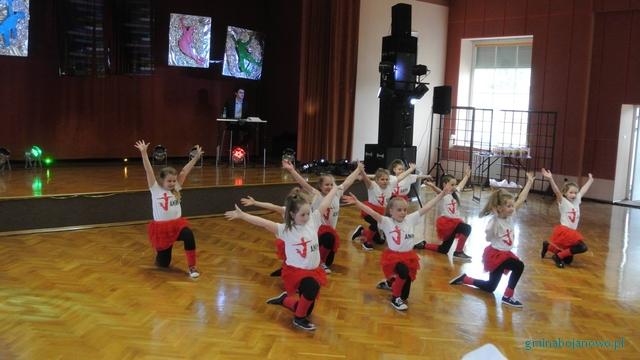 Sukces grupy tanecznej GCKSTiR w Bojanowie