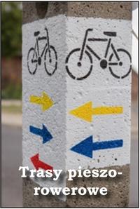 Trasy pieszo-rowerowe