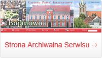 Strona archiwalna serwisu